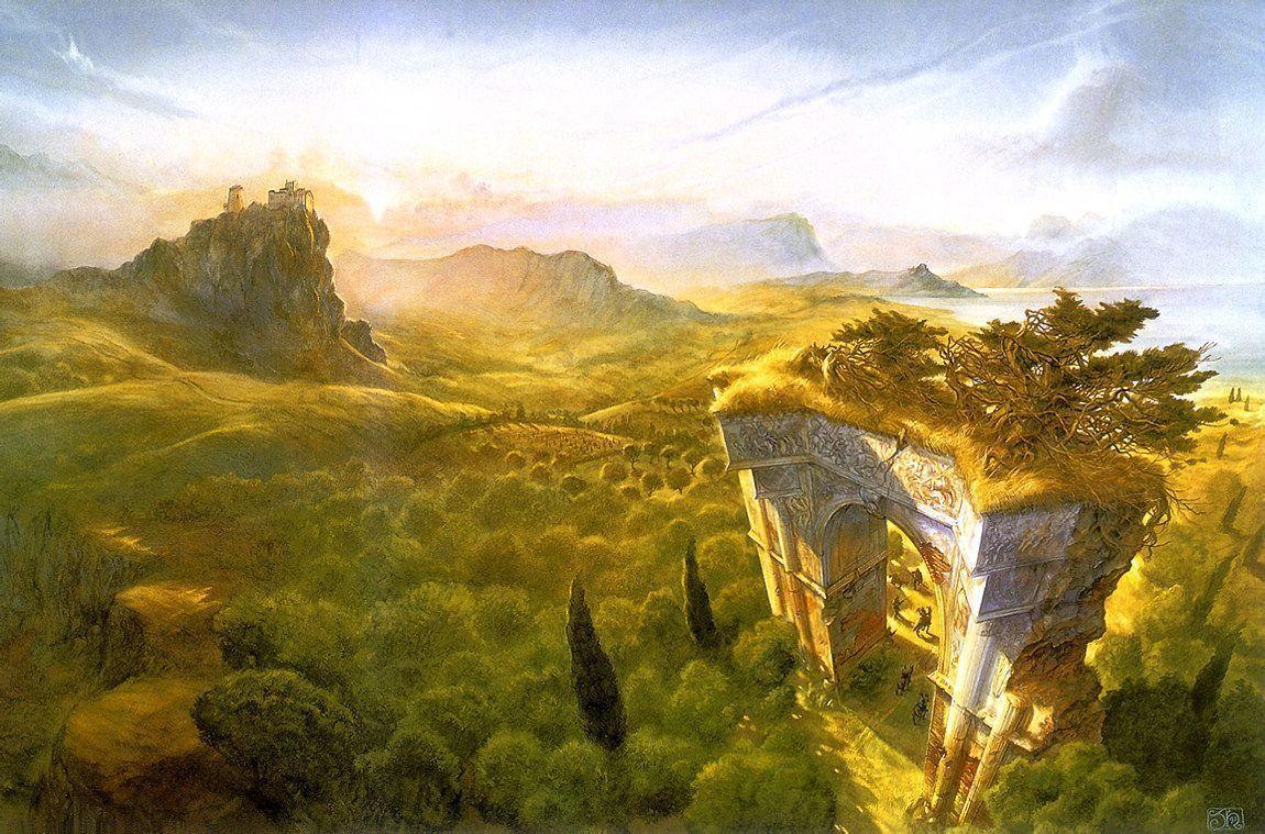 Paysages feeriques for Le paysage